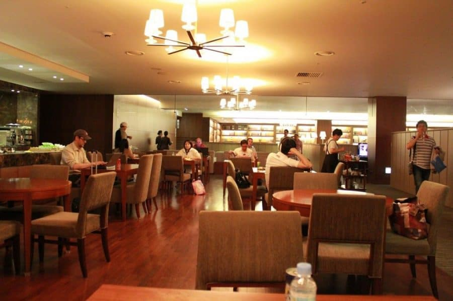Asiana Airport Lounge