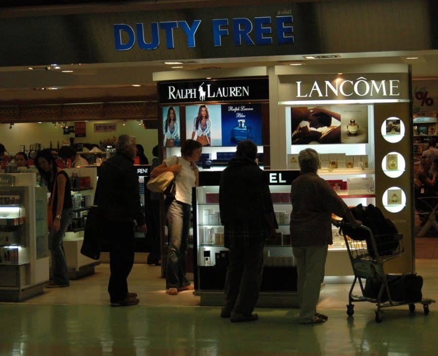 Airport Duty Free Shop
