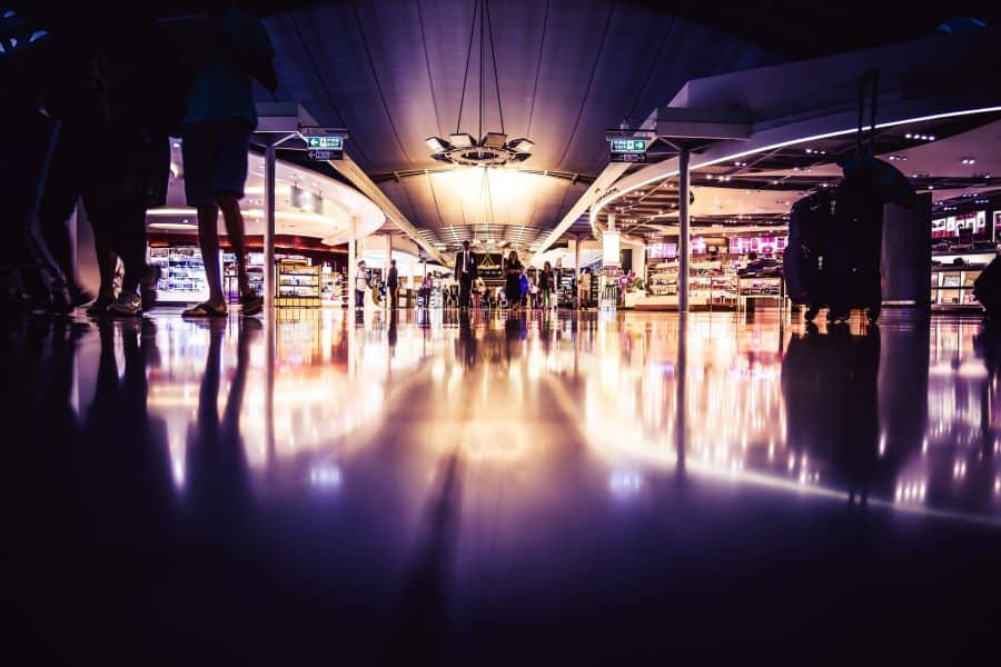 Taiwan International Airport Duty Free Shop
